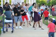 line dance rechtenvrij